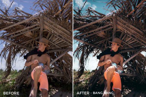Bang Bang - Matt Larson Lightroom Presets Vol. 2 - FilterGrade