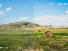 High Clarity - Exposure Empire Lightroom Presets Vol. 2 - FilterGrade