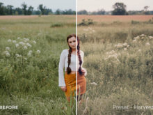 Harvest 1 - Exposure Empire Lightroom Presets Vol. 2 - FilterGrade