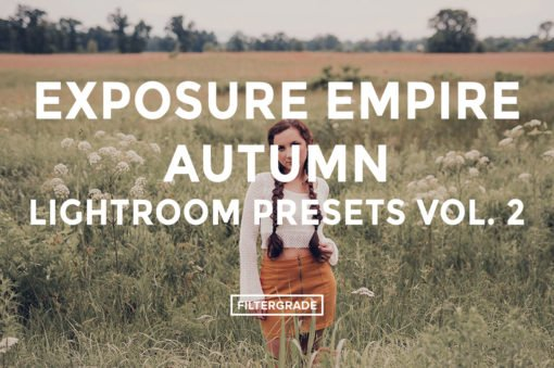 Featured - Exposure Empire Lightroom Presets Vol. 2 - FilterGrade
