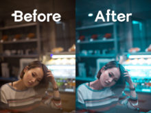 4 Featured Orgl Desgn Lightroom Presets - Filtergrade