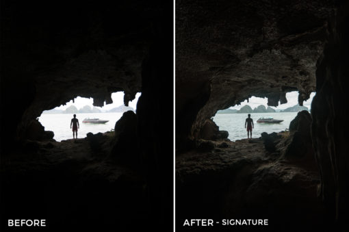 Signature - Andrew Livingston Lightroom Presets - FilterGrade