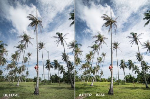Base - Andrew Livingston Lightroom Presets - FilterGrade