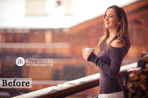 11 Featured - The Bell Sisters Snow Textures Pack - FilterGrade