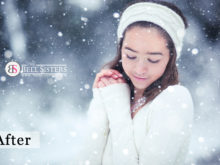 1 Featured - The Bell Sisters Snow Textures Pack - FilterGrade
