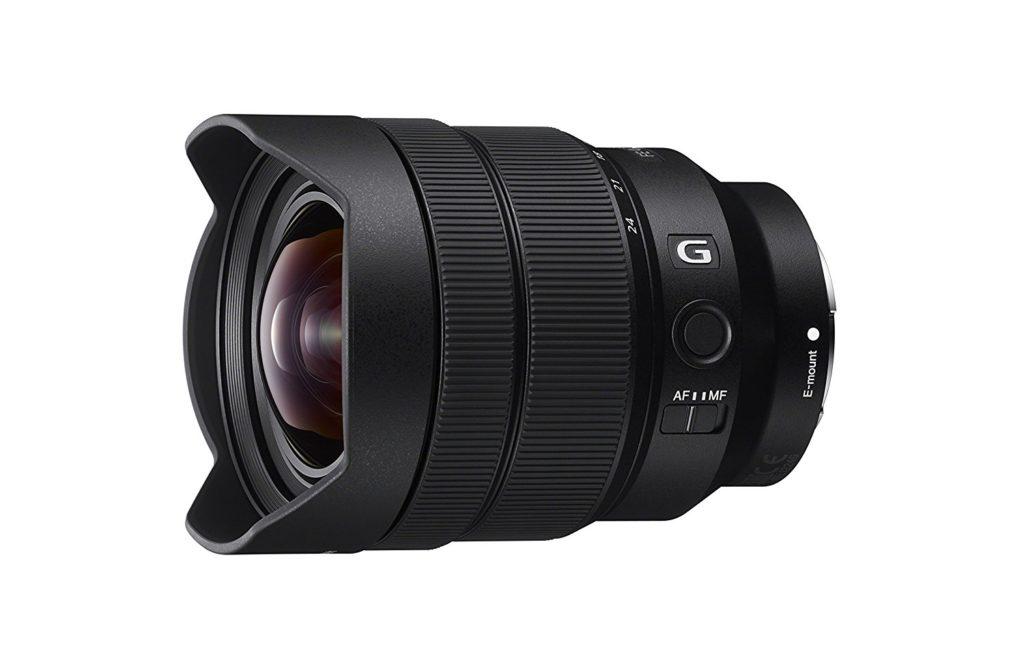 Sony SEL1224G 12-24mm f/4-22 lens