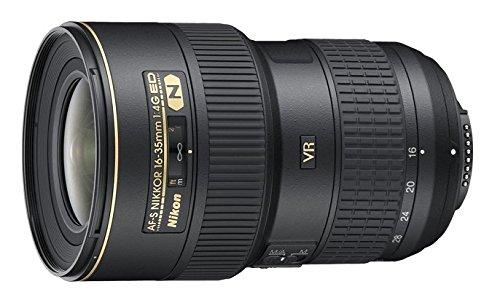 Nikon 16-35mm f:4G ED lens