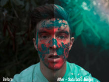 SATURATEDJUNGLE - Moody Earth Tone Lightroom Presets by Brett Harpster - FilterGrade