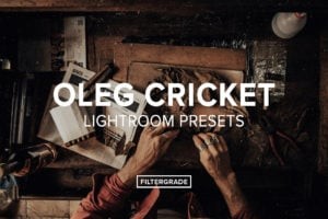 *Featured - Oleg Cricket Lightroom Presets - FilterGrade