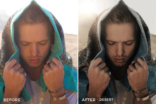 Desert - Oleg Cricket Lightroom Presets - FilterGrade