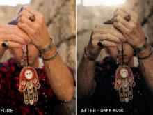 Dar Rose - Oleg Cricket Lightroom Presets - FilterGrade