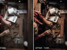 Cuba - Oleg Cricket Lightroom Presets - FilterGrade