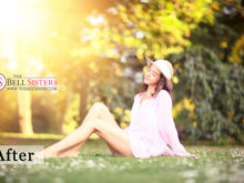 6 Featured - The Bell Sisters Sunflares Pack - FilterGrade