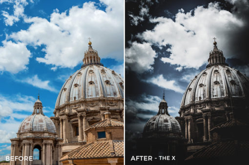 The X - Stephen Karg Xtravagant Essentials Lightroom Presets- FilterGrade