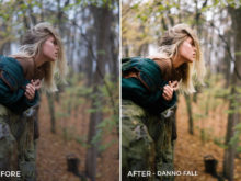Danno Fall- Noah Wolfe Lightroom Presets - FilterGrade