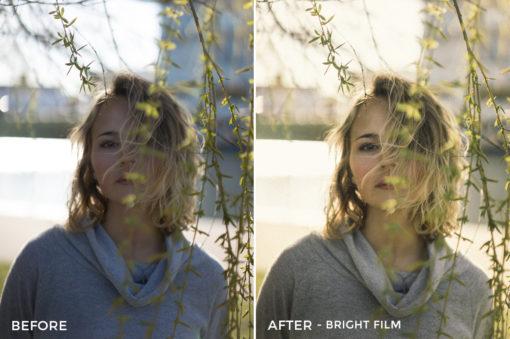 Bright Film- Noah Wolfe Lightroom Presets - FilterGrade