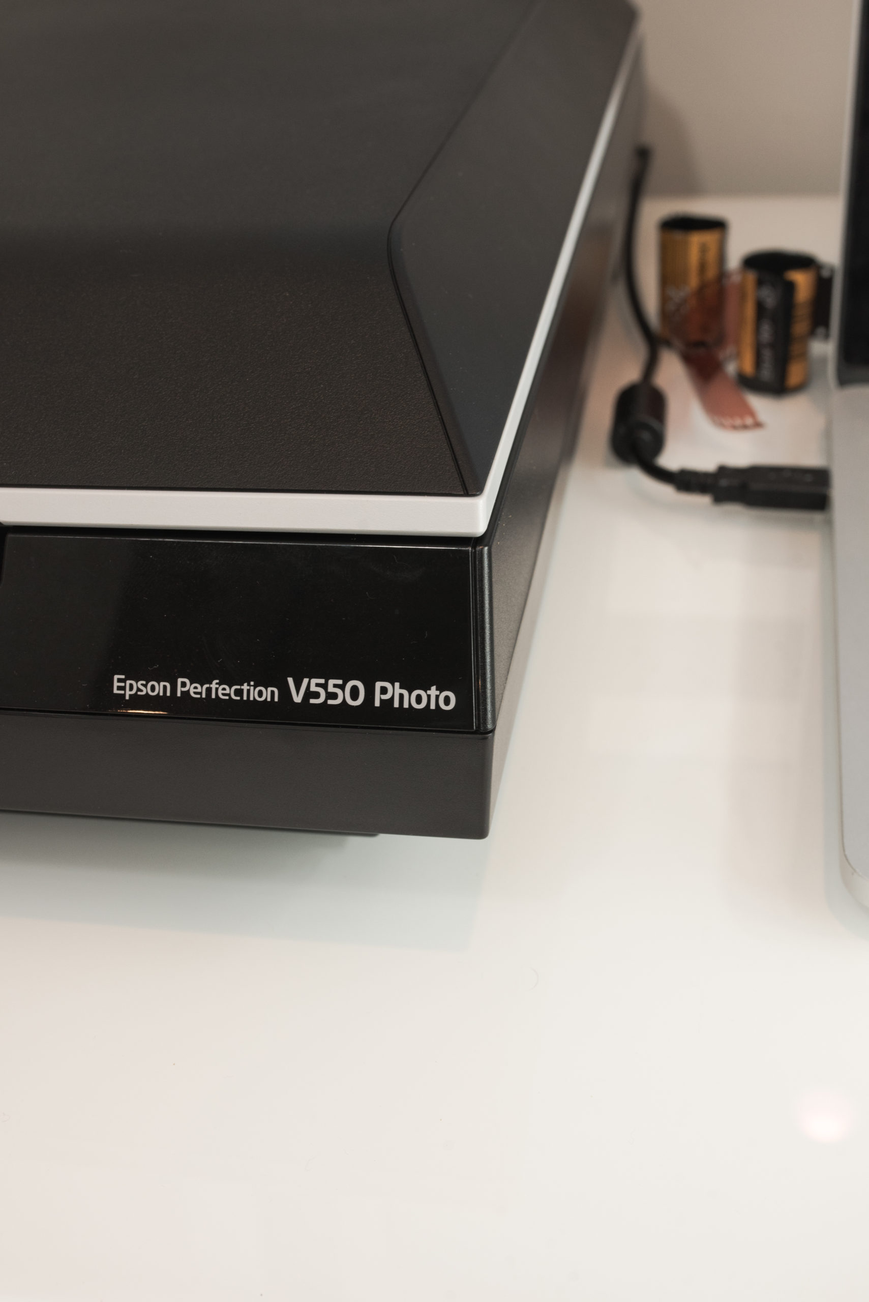 1 bScanning Analog Film with the Epson Perfection v550 Photo Scanner - FilterGrade