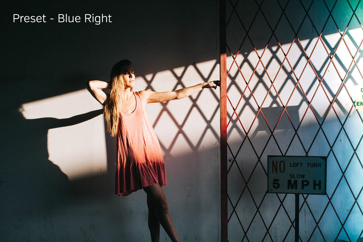 6 Exposure Empire Light Leaks Lightroom Presets - FilterGrade