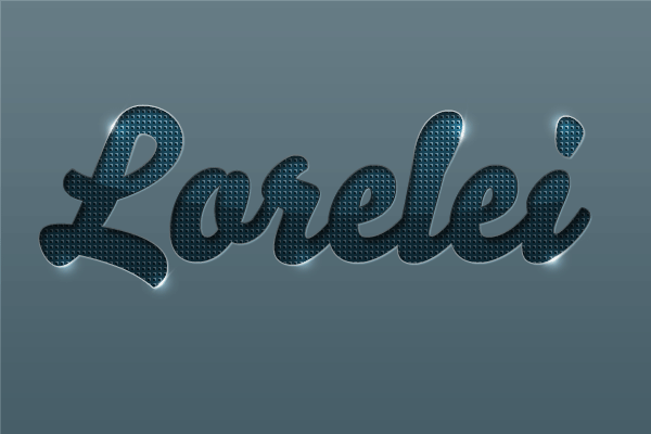photoshop-text-effect-tutorials-metallic-emboss