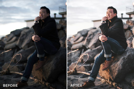 13 David Duan Castillo Travel x Portrait Lightroom Presets - FilterGrade
