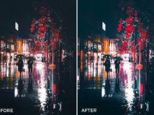 4 Nick Asphodel Lightroom Presets Mega Universal Bundle - FilterGrade