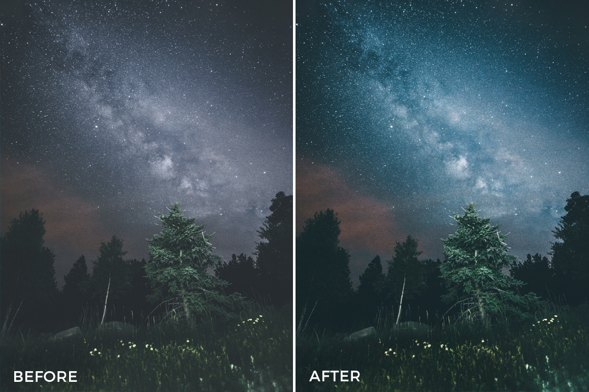 2 Nick Asphodel Lightroom Presets Mega Universal Bundle - FilterGrade