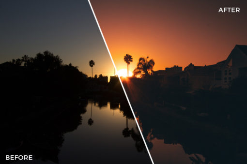 6 Alexander Zhuk Los Angeles Lightroom Presets - FilterGrade