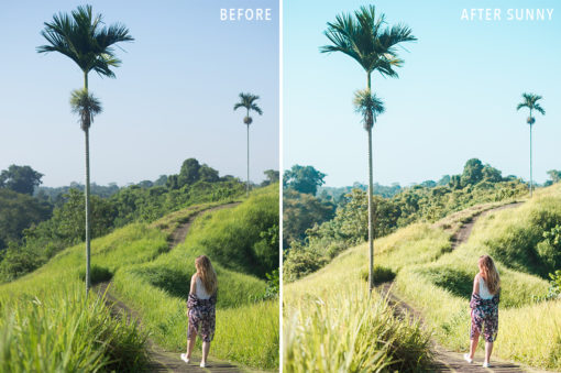 Sunny - Sunshine Seeker Island Light Lightroom Presets - FilterGrade