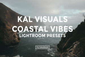 10 Featured- Kal Visuals Coastal Vibes Lightroom Presets - FilterGrade