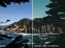 5 Hazy Afternoon - Kal Visuals Coastal Vibes Lightroom Presets - FilterGrade