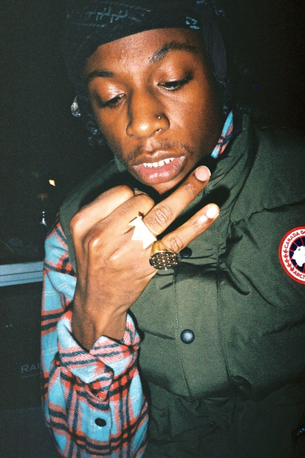 Stefan Kohli - Joey Badass - 13 Photographers Taking Pictures of Your Favorite Rapper - FilterGrade