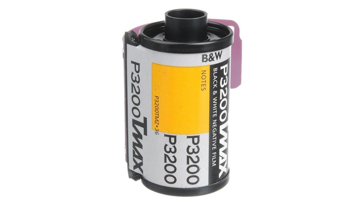 1 Kodak is Bringing Back TMAX P3200 B&W Professional Film - FilterGrade