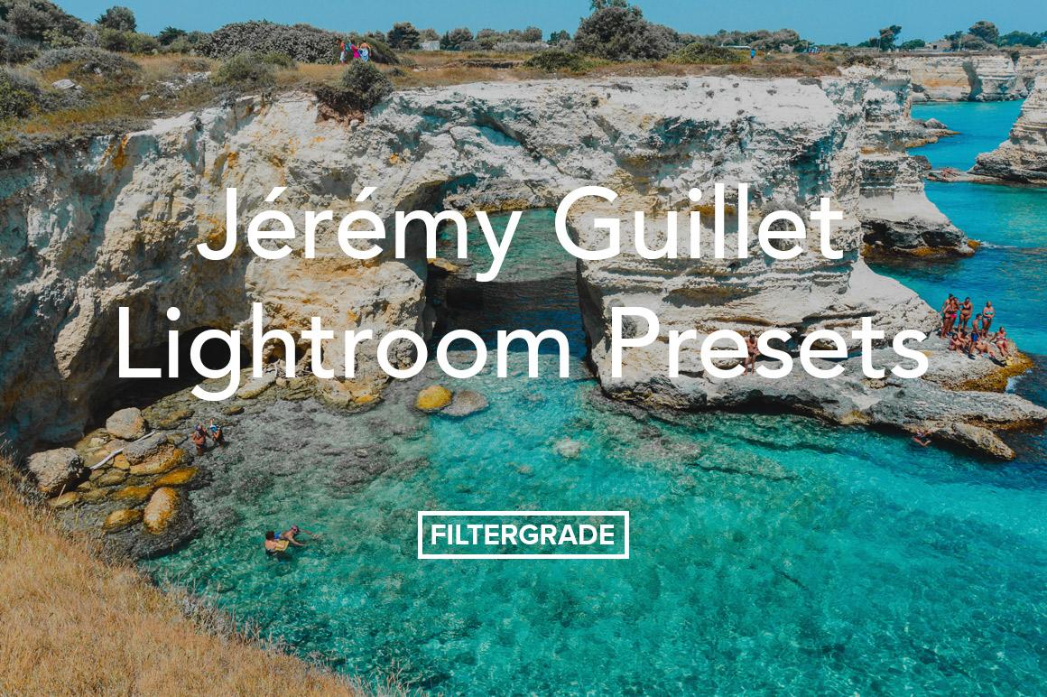 Jeremy Guillet Lightroom Presets for travelers.