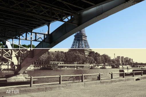 paris capture one styles