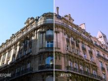 paris street capture one styles