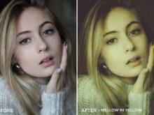 Mellow in Yellow - Rachel Lazatin Lightroom Presets. FilterGrade