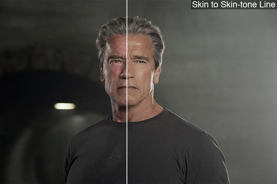 skin tone lut