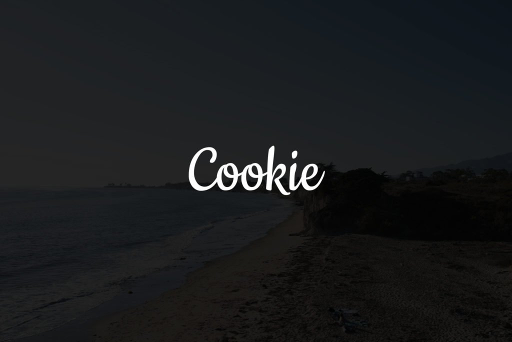 fonts-for-photographers-cookie
