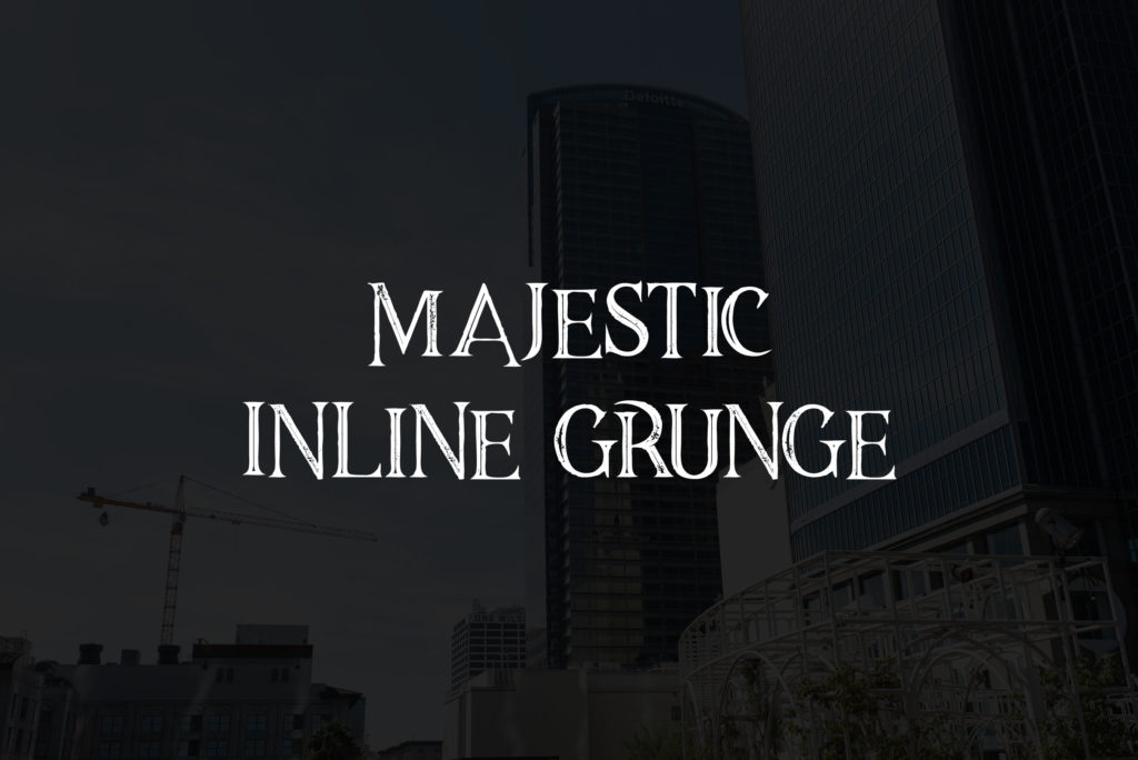 fonts-for-photographers-majestic-inline-grunge