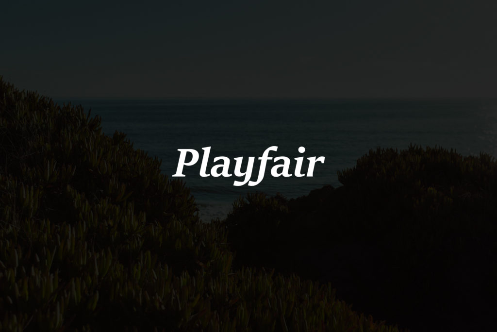 fonts-for-photographers-playfair-display
