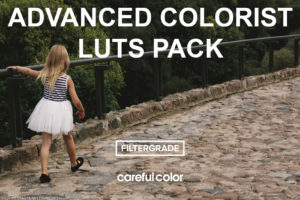 advanced colorist luts pack