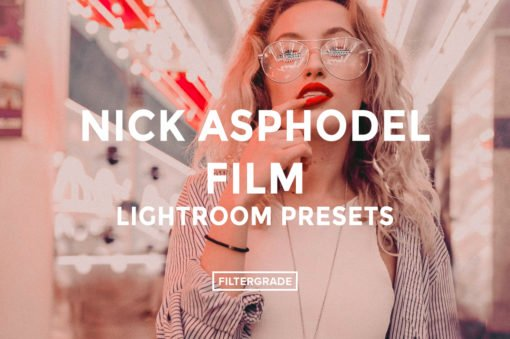 Featured Nick Asphodel Film Lightroom Presets - FilterGrade