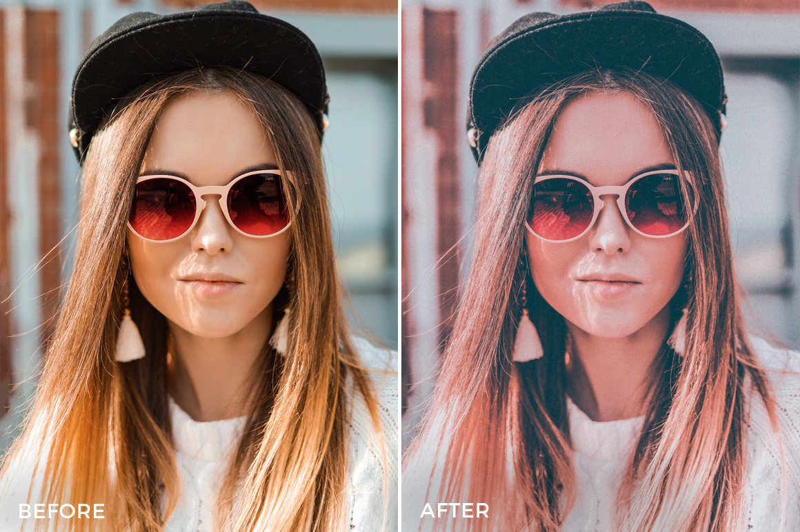 7 Nick Asphodel Film Lightroom Presets - FilterGrade