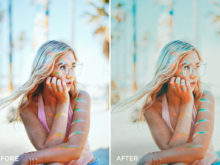6 Nick Asphodel Film Lightroom Presets - FilterGrade