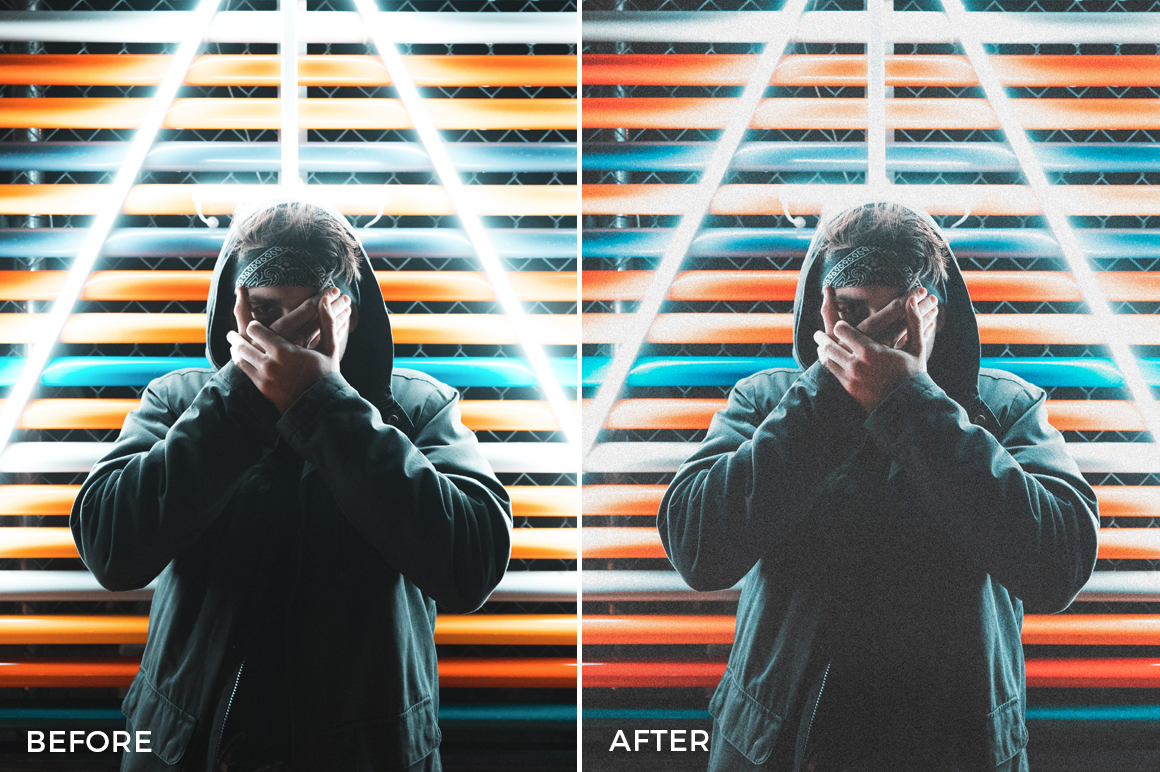 5 Nick Asphodel Film Lightroom Presets - FilterGrade