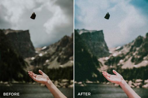 4 Nick Asphodel Film Lightroom Presets - FilterGrade