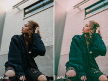 2 Nick Asphodel Film Lightroom Presets - FilterGrade