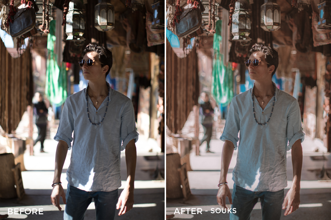 Souks - Alex Tritz Lightroom Presets Vol. 2 - FilterGrade
