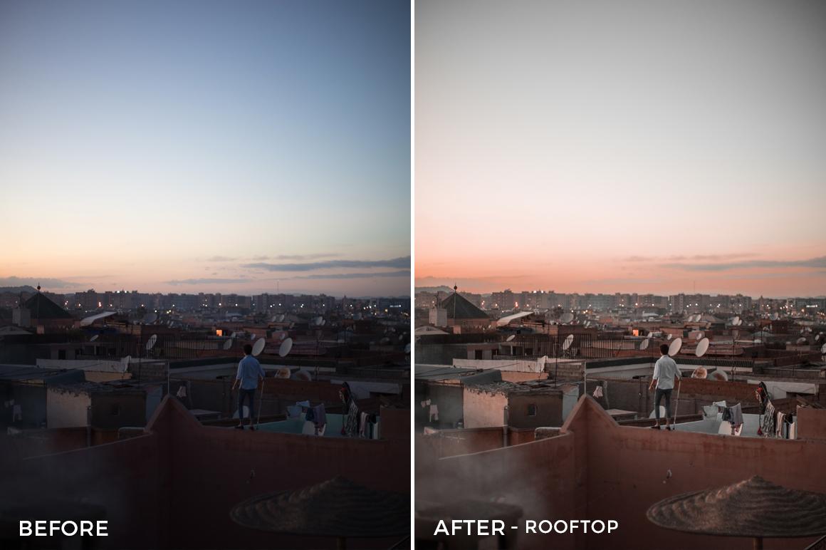 Rooftop - Alex Tritz Lightroom Presets Vol. 2 - FilterGrade