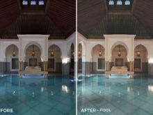 Pool - Alex Tritz Lightroom Presets Vol. 2 - FilterGrade